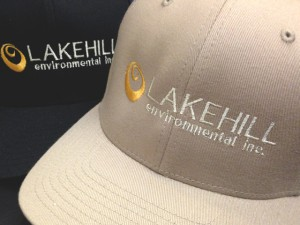 Lakehill Environmental Embroidered Caps-Image