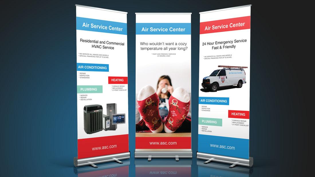 air-service-center-banner-design-big-hit-creative-group