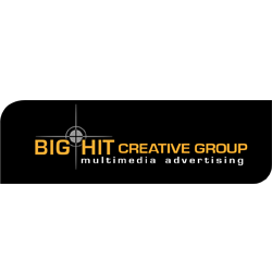 Big Hit Creative Group - Web-Logo