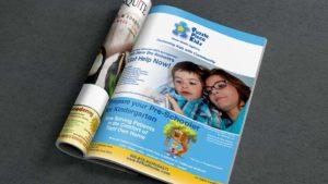 Mesquite Magazine Ad Design- Magazine Print Layout