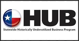 TX HUB Certified logo