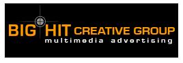 Big Hit Creative Group New Logo