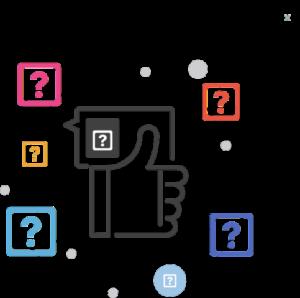 Social Media Marketing Thumbs Up Icon-Big Hit Creative Group