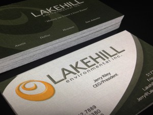 Lakehill Linen Cards