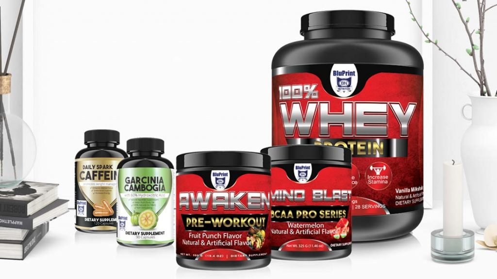 Dallas Texas Health Supplement Package Design- Big Hit Creative Group
