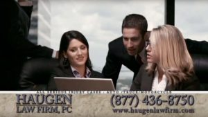 Lewisville Texas Attorney John Haugen-TV Commercial-Big Hit Creative Group