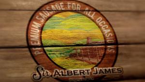 Sir Albert James Food Packageing Design