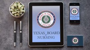 State Agency Mobile App Design-Texas Board of Nursing-Big it Creative Group