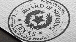 Texas Board of Nursing Logo Design-Identity-Branding